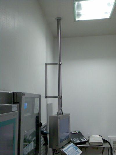 Edelstahl Montagesystem Side Min
