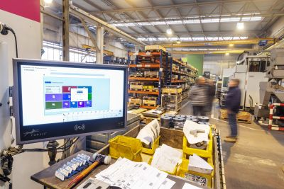 Industrie PC Forsis Application Min
