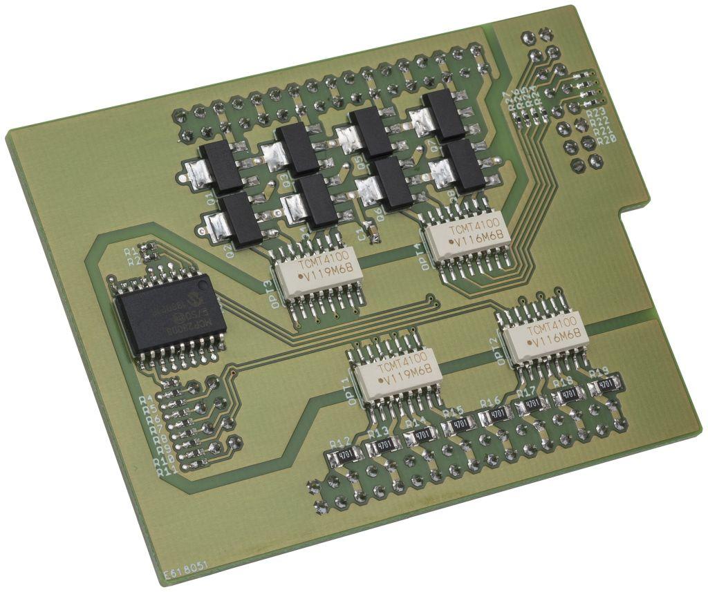 Maschinen Datenerfassung Detail 8x IN-OUT