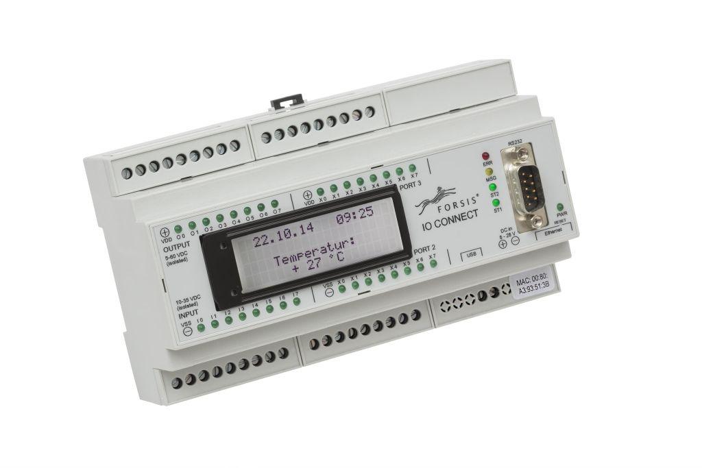 Maschinen Datenerfassung MODUL BASE/LCD