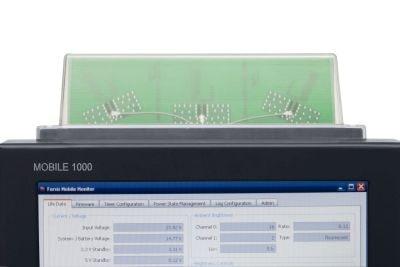Staplerterminal Multitouch WLAN IP65 Min