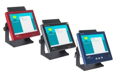 Staplerterminal Multitouch Row Min