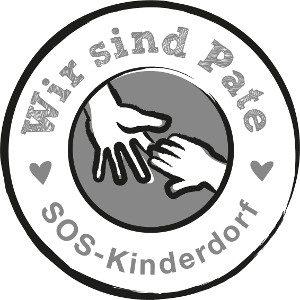 2 SOS Logo Paten Signet Weiss SW