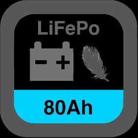 MAP LiFePo 80